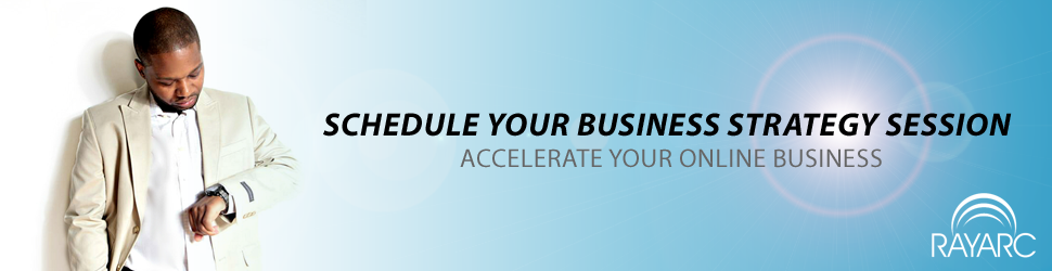 Schedule Your Strategy Session with Marc Goode | Rayarc - Accelerate your Online Business